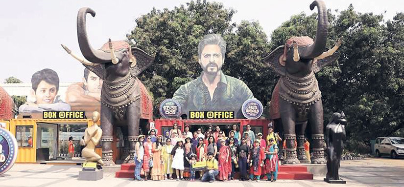 Bollywood theme park opens in Maharashtra