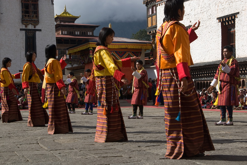 Golden Triangle India with Bhutan