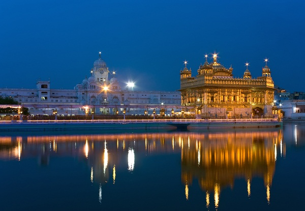 Golden Triangle with Golden Temple & Shimla